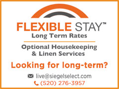 Flexible Stay Long Term Rates